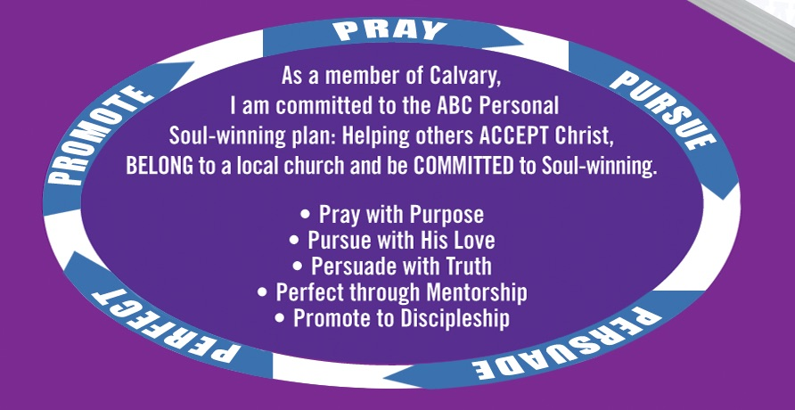 calvary tabernacle touch 5 ministry
